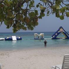 Tabyana Beach, Roatan