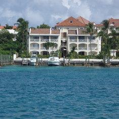 cruising through the bahamas