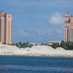 Nearing Atlantis..