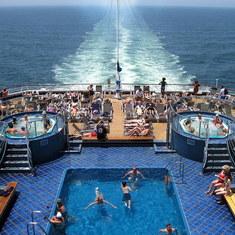 cruise on Carnival Splendor to Mexico