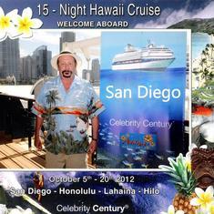 15 day Hawaii Cruise
