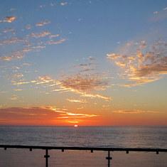 Sunrise on the Century