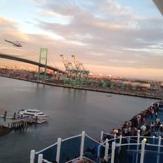Los Angeles - San Pedro Port