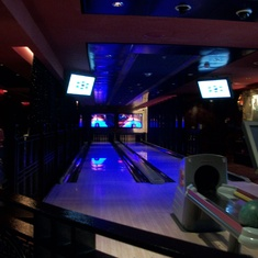 Bowling in Bliss