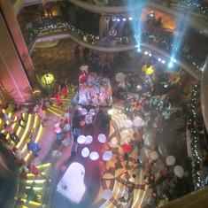 Centrum  show 1st night