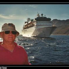 Catalina Island, California - Monarch of the Seas