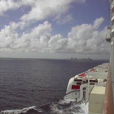 Leaving Nassau #2