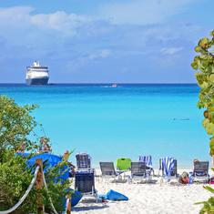 Half Moon Cay, Bahamas (Private Island) - Half Moon Cay