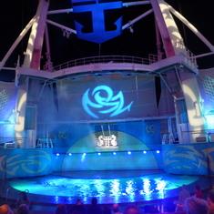 Aqua Theater Night Show