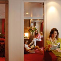 MSC Lirica Family Stateroom