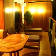 Part of Penthouse Suite Balcony