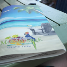 Margaritaville in Grand Turk was SO much fun