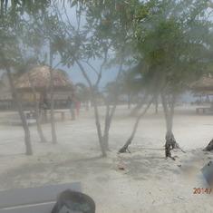 Belize City, Belize - Starfish Island