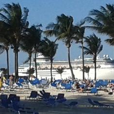 Coco Cay Beach