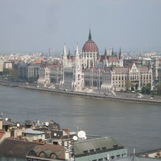Budapest - Parliment Building