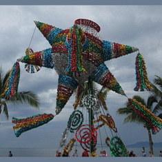 Puerto Vallarta, Mexico - New Years day