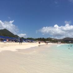 Philipsburg, St. Maarten - Oriental Beach, St Maarten