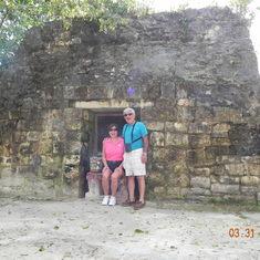 Mayan Ruin in Cozumel