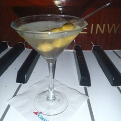 Best Dirty Martinis