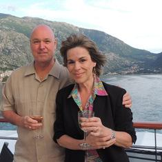 Aboard Tere Moana in Kotor, Montenegro