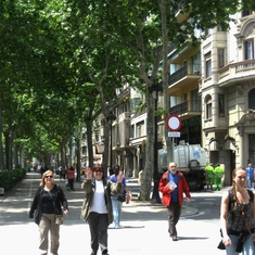 Walkable and Beautiful Barcelona