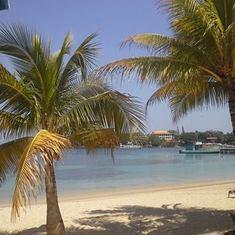 Roatan Island Beach