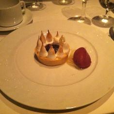 Dessert, Ocean Blue, Norwegian Breakway