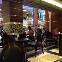 Favorite Coffee Shop, people watching