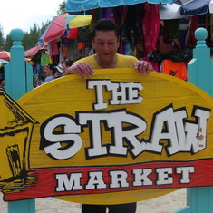 CocoCay Straw Market shops