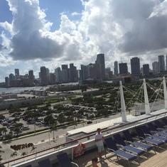 Miami, Florida - Port of Miami