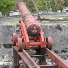 Ft. Fincastle, Nassau