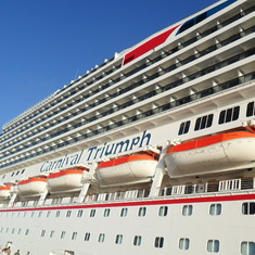 cruise on Carnival Triumph to Caribbean - Western