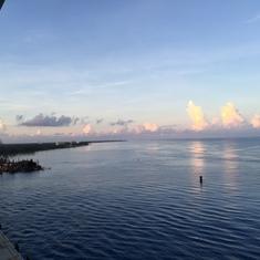 Cozumel, Mexico - Arrival in Cozumel