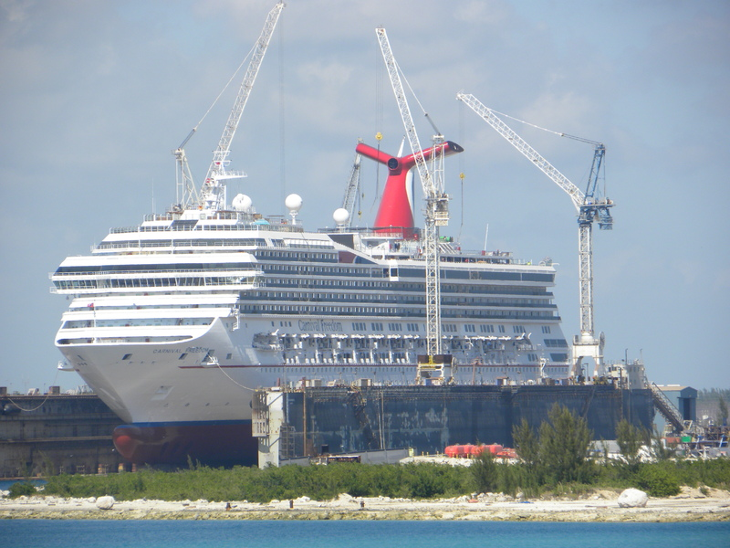 Carnival Cruise Line cruises from Charleston SC