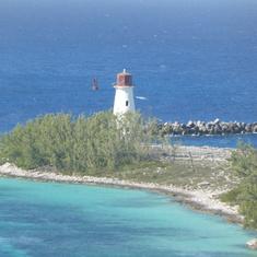Lighthouse at Nassau
