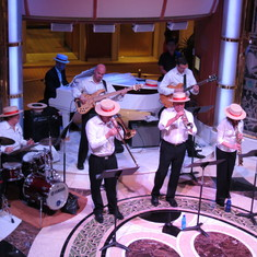 Live Band Performing Nightly
