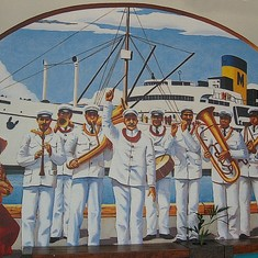 Cruise Terminal Honolulu