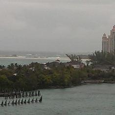 Atlantis Resort in Nassau, Bahamas