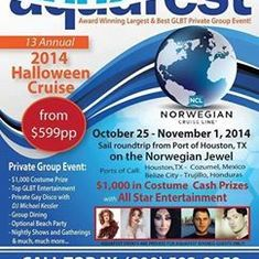 Our fantastic Aquafest event!