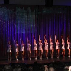 New York, New York - The Rockettes