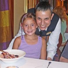Jovana and Alyssa