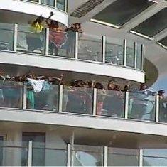Sailaway Party - Leaving Ft Lauderdale