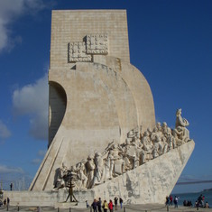 Monument of Discovery, Lisbon