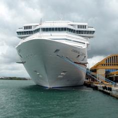 Our Ship - San Juan