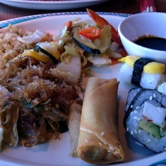 Sushi Buffet