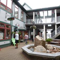Bar Harbor- Shopping