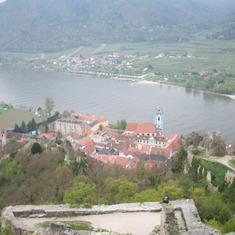 Durnstein, Austria