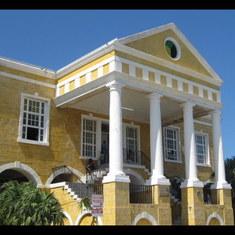 Court House Falmouth, Jamaica