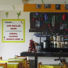 Puerto Vallarta, Mexico - Cheeky Monkey Bar New Years Day