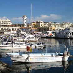 Cabo San Lucas, Mexico - Marina in Cabo